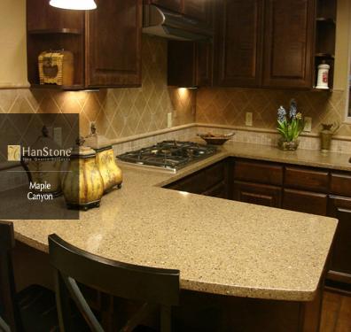 Superieur Hanstone Quartz Countertops
